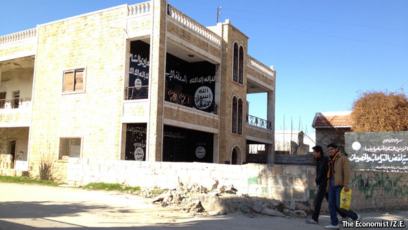 The Islamic State of Iraq and Greater Syria Gone but not forgotten