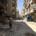 Chasing bananas, dodging bombs: Life and death in besieged Aleppo