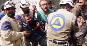Life and death in Aleppo, a city recently under siege