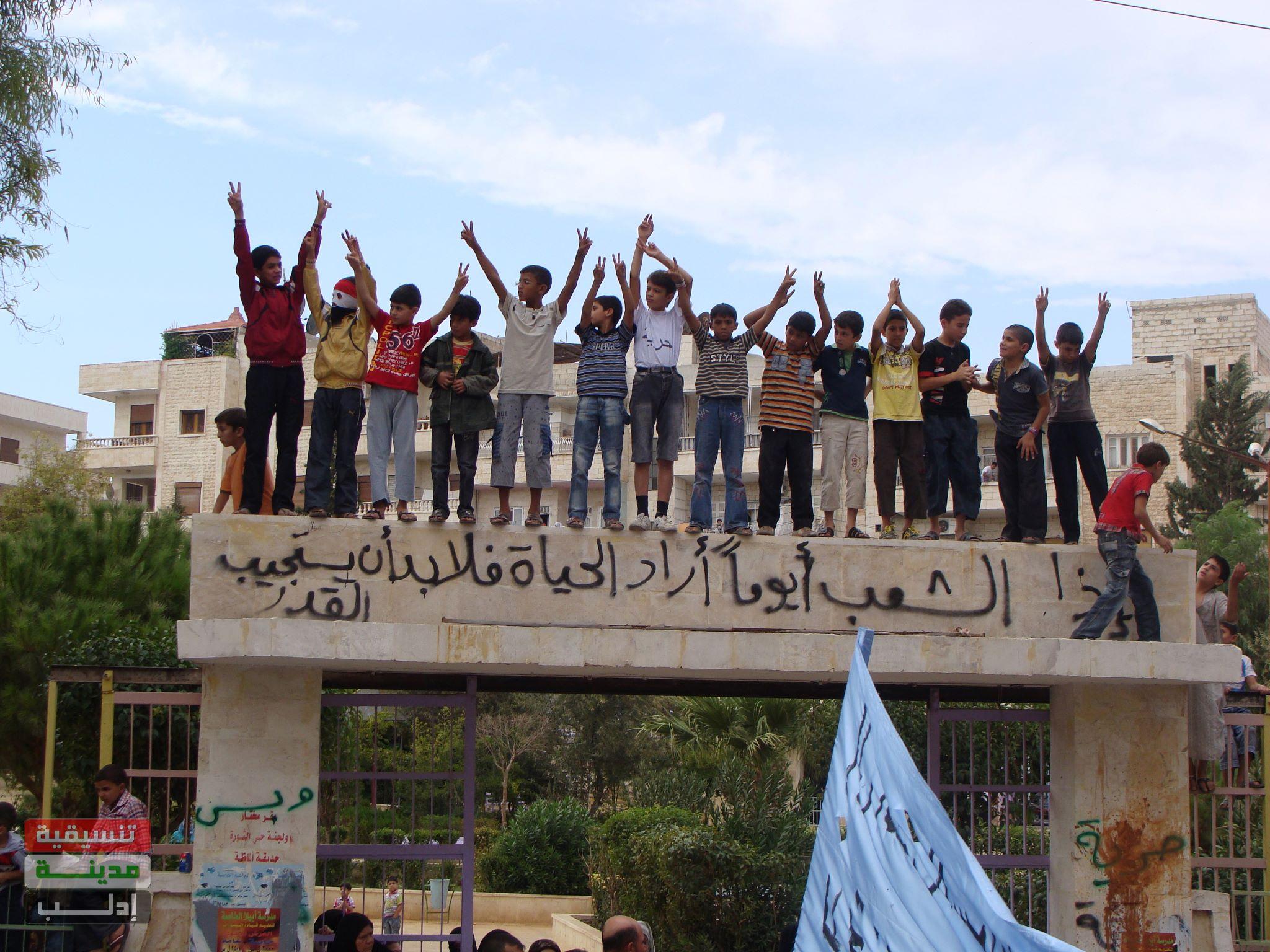 الانتظار المؤلم للاحتلال الوطني.. وثورتي على ثوار إدلب