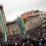 الأزمة السورية تلقي بظلالها على أعياد الميلاد