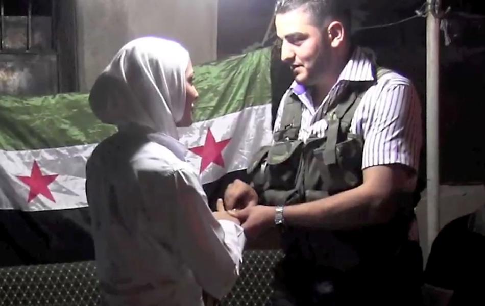 الصراع في سوريا يغيّر تقاليد الخطبة والزواج ولا يُعطّلهما