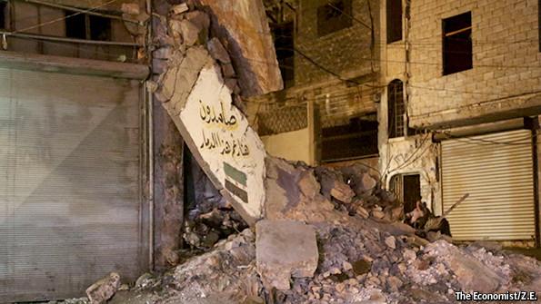 Syrian diary: Life in Aleppo