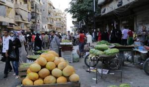سوق بستان القصر