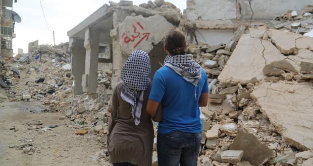 الحُب في حربنا هو.. Love In Our War Is