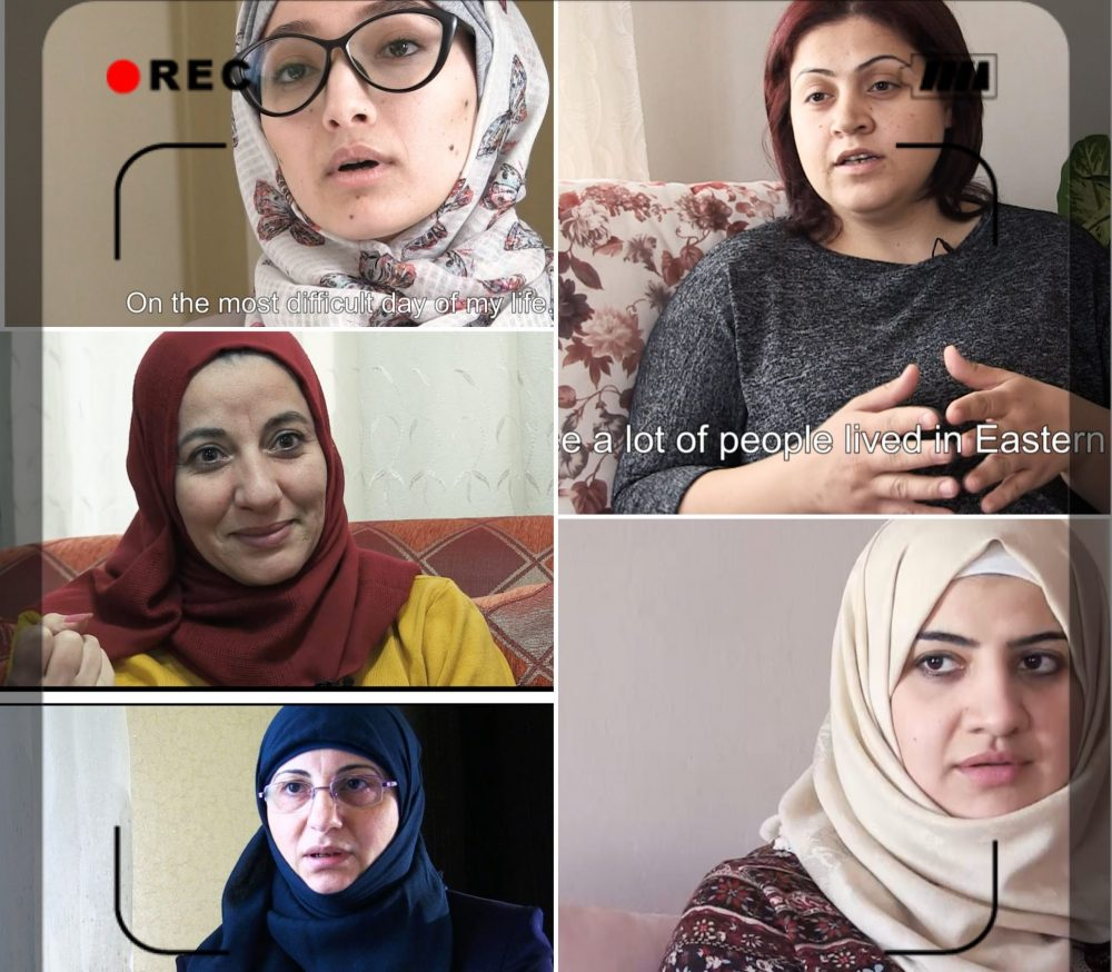مذكرات سورية..تحكيها النساء Syrian Diaries told by its women